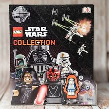 DK Lego Star Wars Collection  10 book set with limited edition Minifig