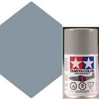 Tamiya AS-7 Neutral Gray USAF Aircraft  Lacquer Spray Paint 3 oz