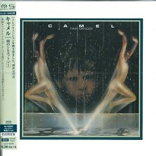 RARE COFFRET IMPORT JAPON + OBI + CD SACD + ROCK PROG + CAMEL / RAIN DANCES