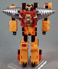 Brave Police DX BUILD TIGER Takara Japan J-Decker Transformers Combiner