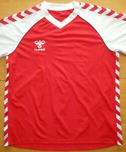 Denmark #10 Hummel Retro Style 1984 Football Shirt Jersey