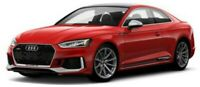 BURAGO 21090G or 21090R AUDI RS 5 COUPE diecast model road cars red 2019 1:24th