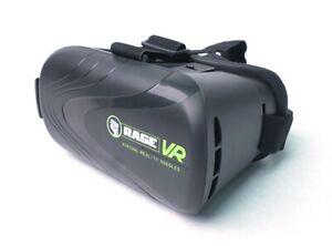 Rage RC RGRVRG0100 Virtuel Reality Lunettes (Compatible Avec Plus Smartphones)
