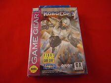 RoboCop 3 (Sega Game Gear, 1993) **BRAND NEW** Sealed!