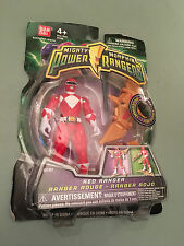 Power rangers mighty morphin 2011 edition red ranger new sealed blister pack