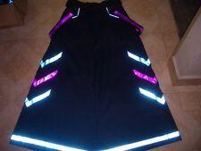 Raver ore Techno Hardstyle Tanz Hose fluoreszierend Shuffle DJ PHAT Pants n12