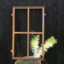 Sprossenfenster für Gartenmauer, Scheunenfenster Stall ländlich antik