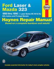 Ford Laser KF, KJ & KH Workshop Repair Manual From 1990-1996 MPN HA36751