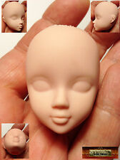 M01404a Morezmore Kurhn Doll Head Reference Sculpting Model Makeup Practice A60