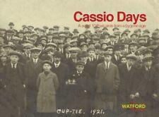 Cassio Days Set of 10 Watford FC postcards