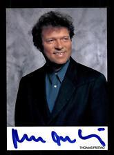 Thomas Freitag Autogrammkarte Original Signiert # BC 89282