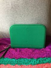 Handbag Marc By Marc Jacobs Kelly Green Nylon Case Sleeve Zip Around Pouch
