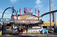 Funnel Cakes & Ice Cream, 2012 California State Fair - Giclee Photo Print