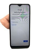 Google Locked - Samsung Galaxy A10e SM-S102DL - (Read) - For Parts Tracphone