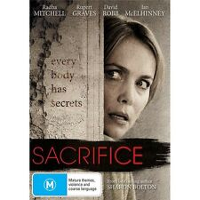 SACRIFICE-Radha Mitchell-Region 4-New AND Sealed