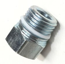 Power steering pipe pump nut + seal 21mm Fits Ford Focus 2004-2011