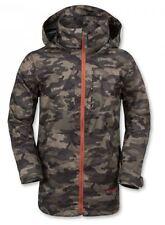 2016 NWT YOUTH BOYS VOLCOM WATSON SNOWBOARD JACKET $160 M army green combo