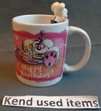 DIDDL mok Happy Birthday 28cl H9xO8cm kop beker mug Tasse chope Becher Tazza