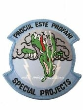 USAF Air Force Black Ops Area 51 416th F-16 Special Projects Flight Patch New