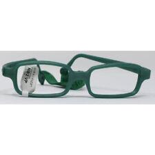 Miraflex New Baby 2 Eye Glass Frames NB2 VP Green Pearl 42/14