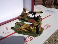 Gerry Ford Design British Paratrooper Vickers Machine gun  54mm Arnhem 1944 lead