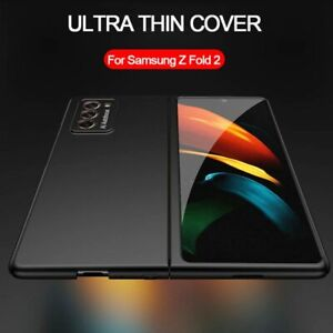 For Samsung Galaxy Z Fold 2 5G Case Luxury Ultra thin Cover Full Protective Back
