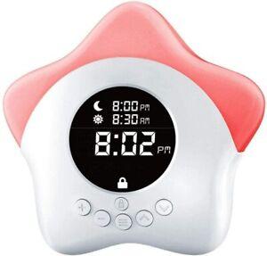 Kids Ok to wake Clock for kids - Toddler Sleep Training Clock