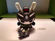 Designer Toy Awards Mini Series 1 Dunny Kidrobot TEQ63 Black Quiccs 2/24
