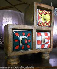 Keramikkommode Schmuckkästchen Gewürzregal Kommode Geschenk