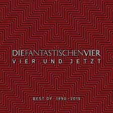 Vier und Jetzt (Best of 1990-2015) von Die Fantastischen Vier (2015)