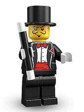 Lego 8683 Magier Zauberer Minifigures Serie 1 Nr. 9 Figur Magician
