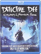 DETECTIVE DEE & THE MYSTERY OF THE PHANTOM FLAME BluRayMovie NEW VG-012