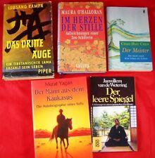 8 x ESOTERIK  Sammlung - Dalai Lama, Zen Kloster, Lama, Sufi - Konvolut Paket