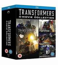 Transformers Movie Collection 5051368262734 With Mark Wahlberg Region B