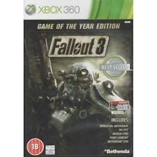 Fallout 3 Microsoft Xbox 360 Bethesda Video Games