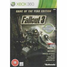 Fallout 3 Microsoft Xbox 360 Role Playing Video Games