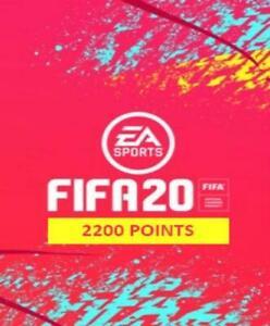 FIFA 20 - 2200 FUT Points [PC-Download | ORIGIN | KEY]