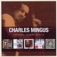 CHARLES MINGUS - ORIGINAL ALBUM SERIES 5 CD JAZZ NEW
