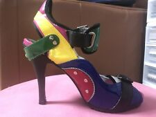 woman shoes, open toe, size 7.5 Brand new festival/Halloween