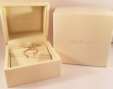 Salvini 18 kt Rose Gold Ring with Diamonds New Final Sale !!!!! MSRP $3,995