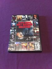 15 Film Horror Cult Classics Collection (DVD, 2012, 3-Discs)