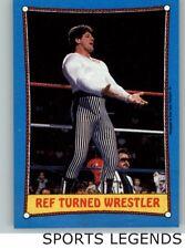 1987 Topps WWF WWE #23 Danny Davis