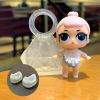100 Authentic LOL Surprise Dolls LiL Unicorn Punk boi crystal queen series 1234