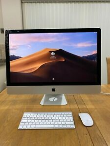 Apple iMac 27-inch Late 2013 3.2 Ghz Intel Core i5 24GB 1600 Mz (Damaged Screen)