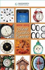 College Success Planner 2012-2013