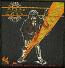 """AC/DC AUFNÄHER / PATCH # 62 """"HIGH VOLTAGE"""""""