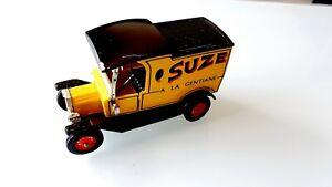 Matchbox models of yesteryear Y12 1912 FORD MODEL T-SUZE A LA GENTIANE