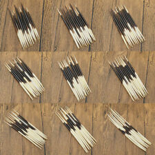 10pcsVarisized Porcupine Quills DIY Fish Float Hair Stick Art Natural Craft