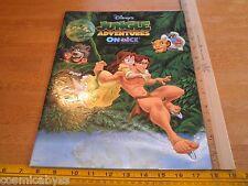 Walt Disney's World On Ice skating program Follies 2000 TARZAN The Lion King