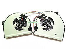 New Asus Rog S7VS S7VM Strix GL702VS GL702VM Series Laptop CPU & GPU Fan A Pair